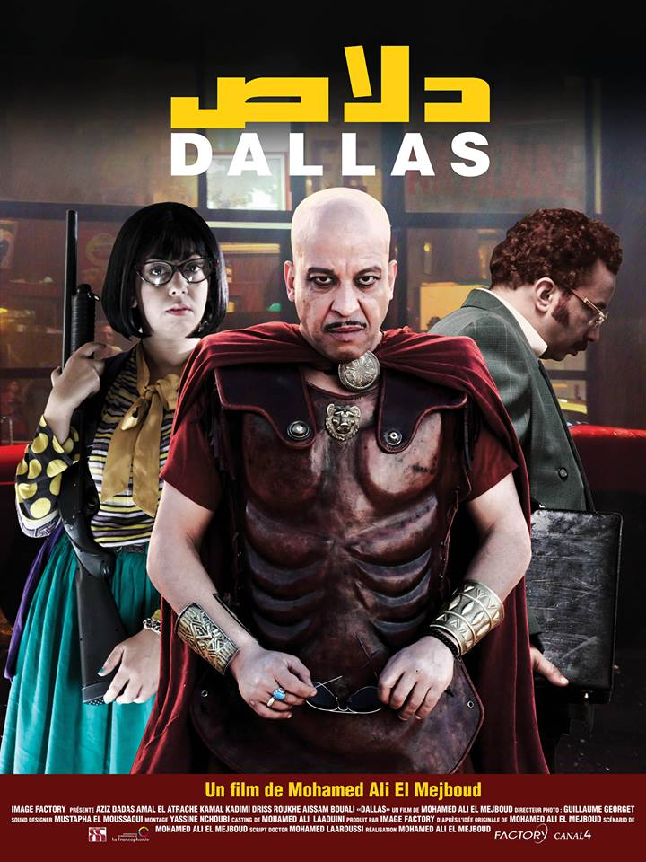 L'affiche Officiel Du Film '' DALLAS ''