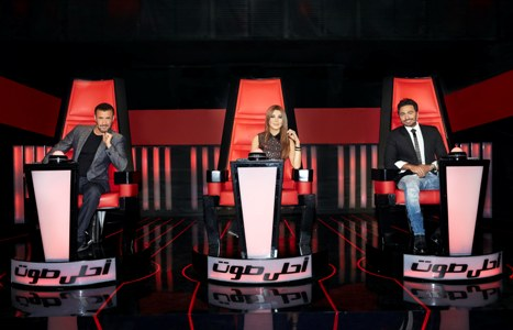 MBC1 & MBC MASR- the Voice Kids- Battle 1- Coaches