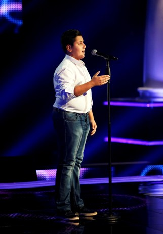 MBC1 & MBC MASR- the Voice Kids- Blind 6- Kadim's team- Mohamad Al Amro (2)